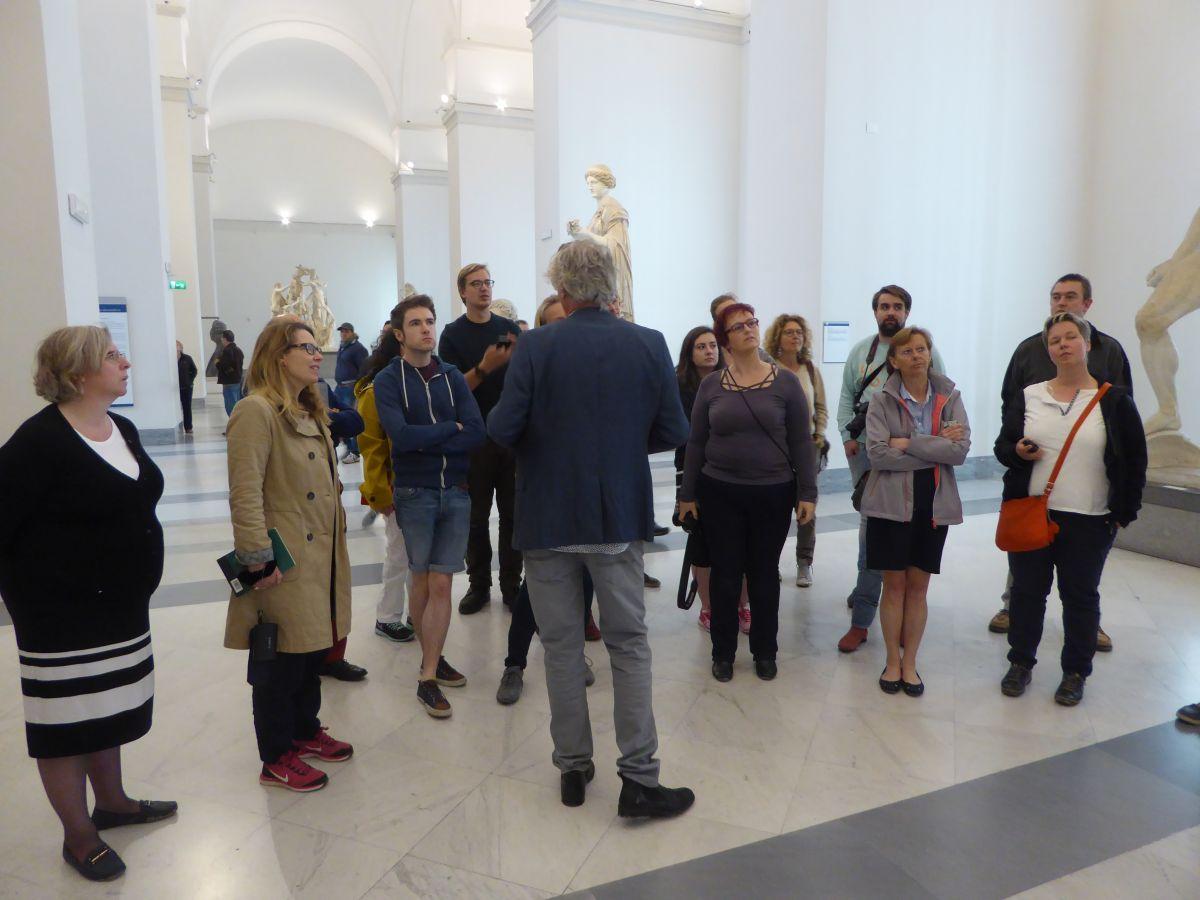 010 visit Museo Nazionale Archeologico Napoli