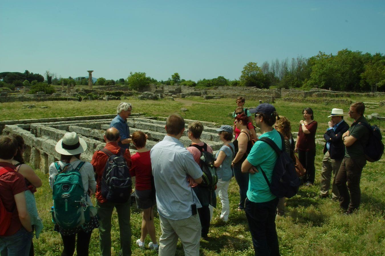 011 visit to Paestum